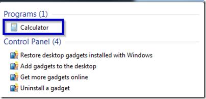 windows-hesap-makinası