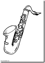 saxofon