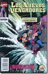 P00056 - Los Nuevos Vengadores #56
