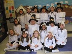 class pilgrims