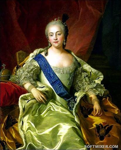 Как еблись русские царицы