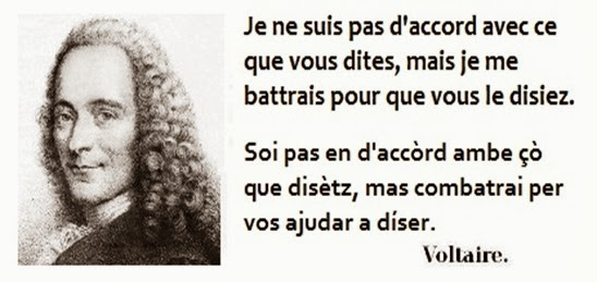 Govèrn e rason Voltaire 2