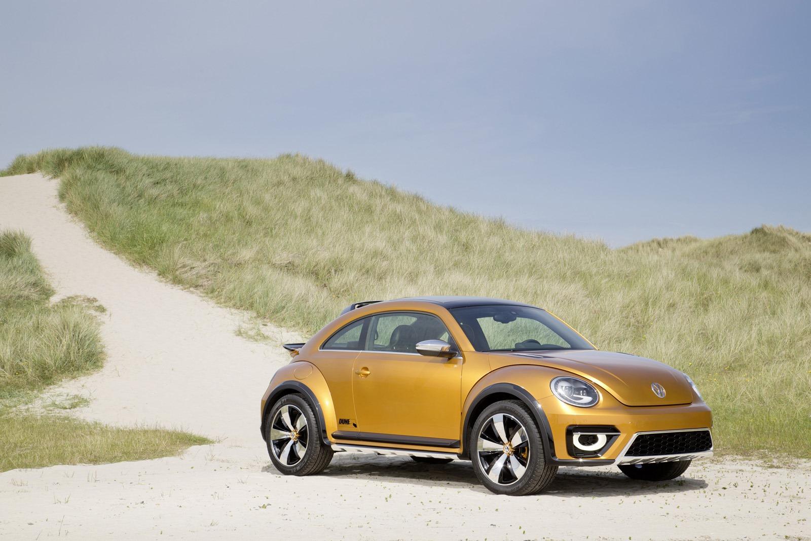 Фото концепта VW Dune 2014
