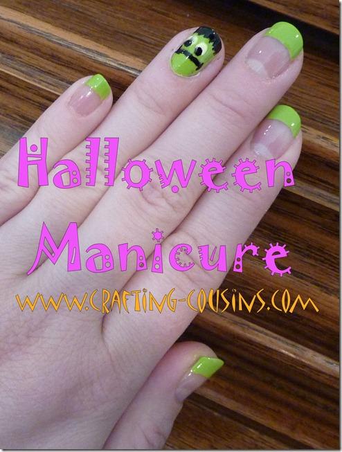 Halloween Manicure