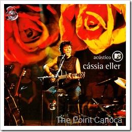 Cássia Eller - capa DVD Acustico MTV
