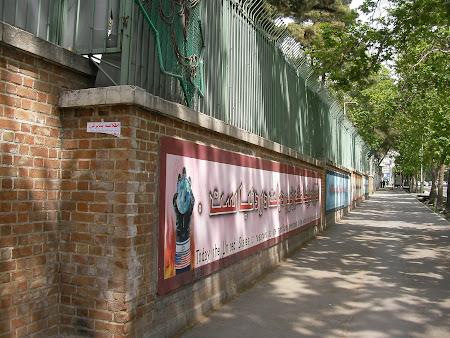 Tehran US Den of Espionage