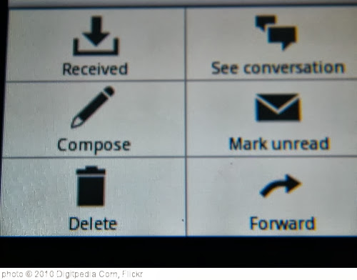 'Navigating HTC Email Menu' photo (c) 2010, Digitpedia Com - license: http://creativecommons.org/licenses/by/2.0/