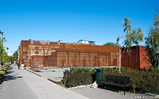 Ställverket med stålhuset 2011