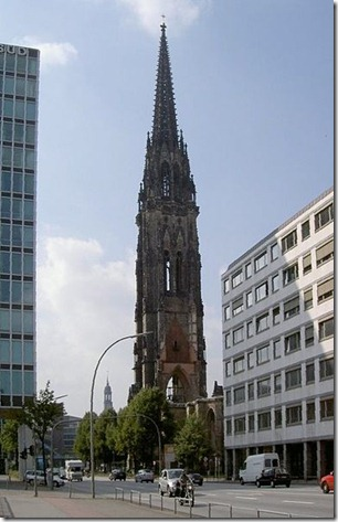 st nicholas church hamburg