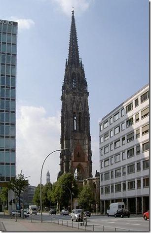 st nicholas church hamburg