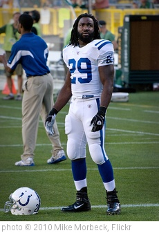 'Joseph Addai' photo (c) 2010, Mike Morbeck - license: http://creativecommons.org/licenses/by-sa/2.0/