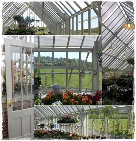 8 växthus