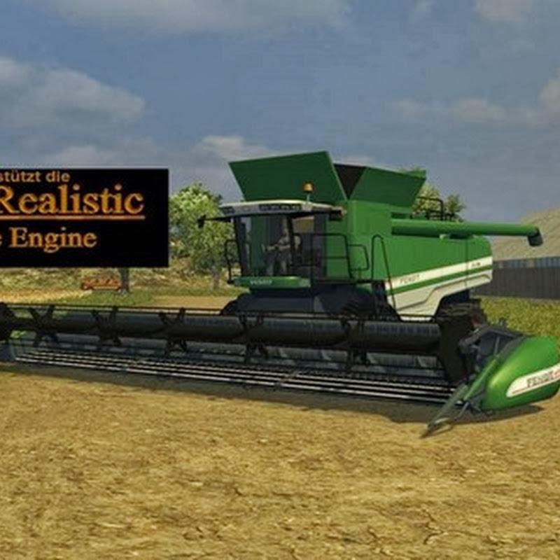 Farming simulator 2013 - Fendt 9460 R Pack v 6.3 MR