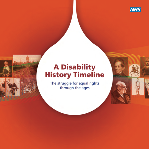 Disability Timeline Front Cover