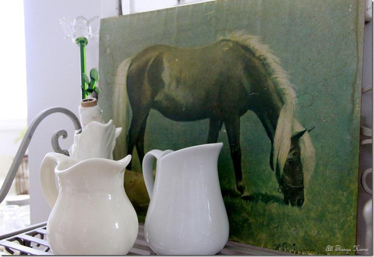 green horse 2