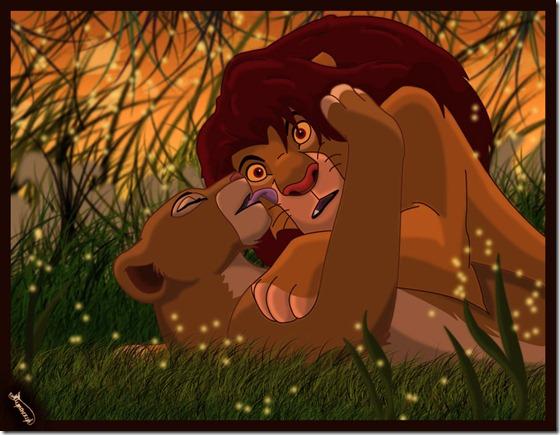El Rey León,The Lion King,Simba (70)