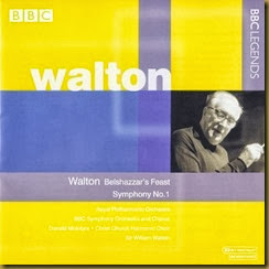 Walton BBC Legends Belshazzar