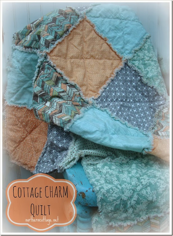 {Northern Cottage} cottage charm