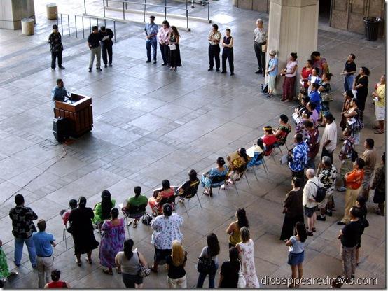 20090807 COFA rally