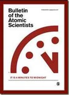 reloj apocalipsis oficial ateismo