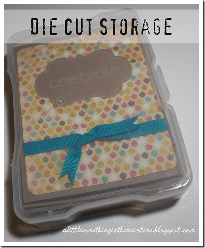 Individual Die Cut Case