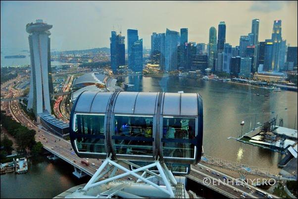 كبسولة سنغافورة