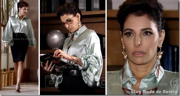 moda da novela salve jorge - deborah capítulo 19 de abril de 2013