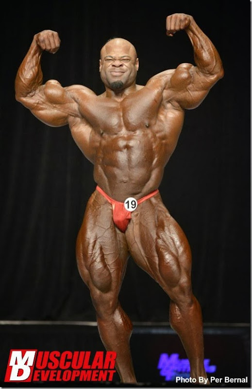 Kai Greene Mr Olympia 2013