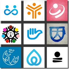 Símbolos Candidatos dos Direitos Humanos 2