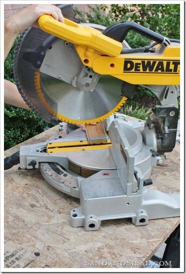 Dewalt Miter Saw