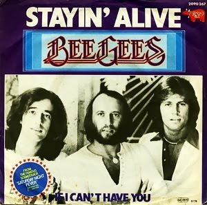 Bee Gees - Stayin Alive -alt cover