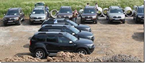 Dacia Duster meeting Kassel 2011 02