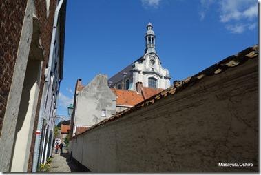 ベギン会修道院