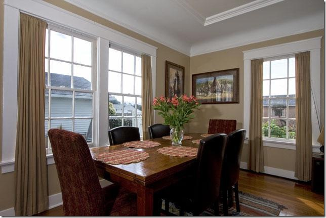 eureka home dining room