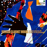 Russian Clarinet Works, CD