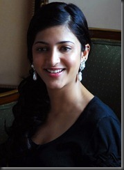 shruthi hasan cute smile