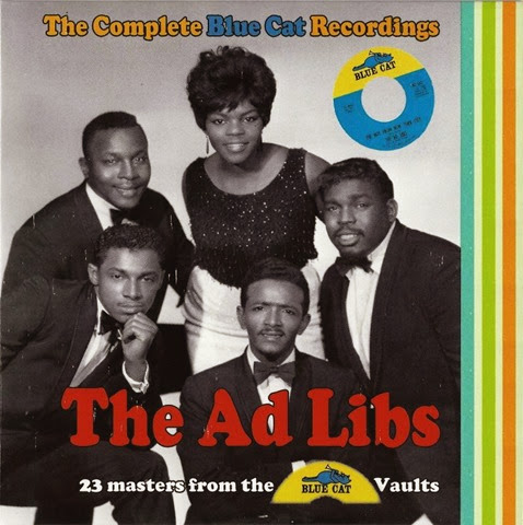 The Ad Libs - The Complete Blue Cat Recordings - (Front)