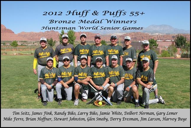 55  Bronze 2012 Hunts