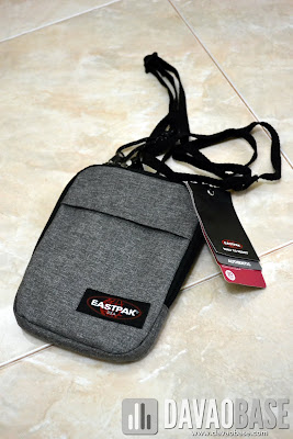 Eastpak sling bag from Bratpack Abreeza