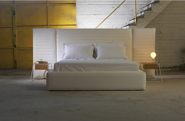 Area de Muebles: >>Tendencias 2012: La cabecera en el dormitorio