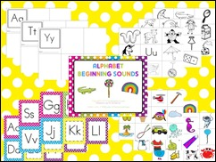 beginning sound pack preview from sarah