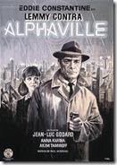 affiche Alphaville 1965