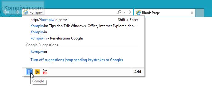 cara menambahkan google sebagai mesin telusur di internet explorer 006(1)(1)