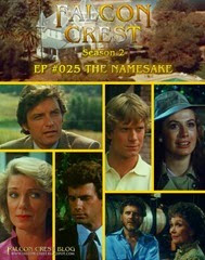 Falcon Crest_#025_The Namesake