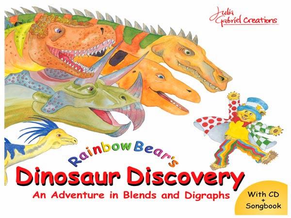 Julia Dinosaur Alphabet