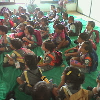 Pre-Primary on 10th October GDA Harni