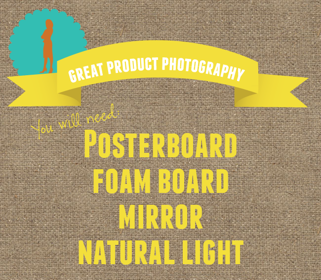 Tips for Great Handmade Item Photos