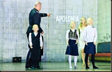 Apolonia dir .Warlikowski