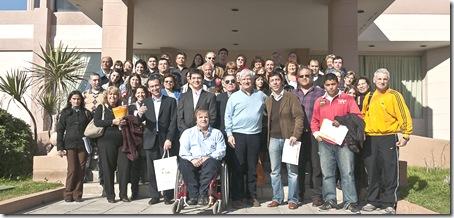 La jornada fue dictada por la Secretaría de Turismo de la Provincia de Buenos Aires