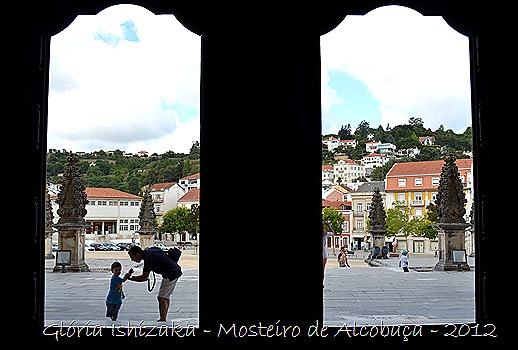 Glória Ishizaka - Mosteiro de Alcobaça - 2012 - 5